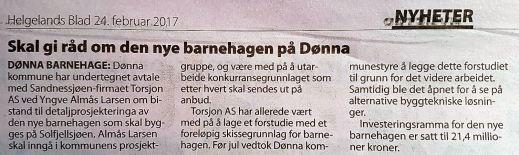Helgelands Blad 24.02.2017