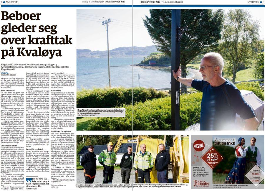 3496 Brønnøysunds Avis 08.09.2017